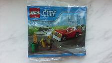 Lego City 30347 Feuerwehr Feuerwehrauto im Polybag NEU