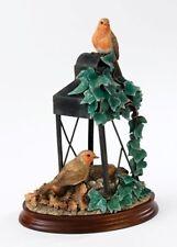 Border Fine Arts Society Figure, One Up, One Down B1476 Robins