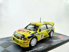 Seat Cordoba WRC   P.Liatti #10 Rallye Monte Carlo 1999  / IXO/Altaya  1:43