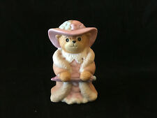 Lucy & Me Dress Up Bear With Umbrella Lucy Rigg Enesco 1986