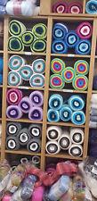 cake yarn 100 balls double knitting , aran and chunky mixed lot off cake yarn +#