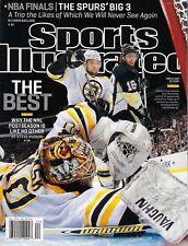 New Sports Illustrated SI Tukka Rask Boston Bruins 2013 No Mailing Address Label
