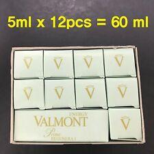 Valmont Prime Regenera I  / 5ml x 12 pcs SAMPLES = 60ml - NEW & FRESH in Box