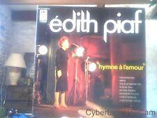 Disque vinyle de Edith Piaf coffret hymne a l'amour