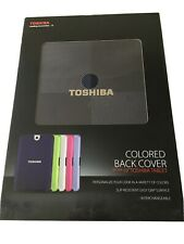 Toshiba Colored Back Cover for 10-Inch Tablet - Blue New