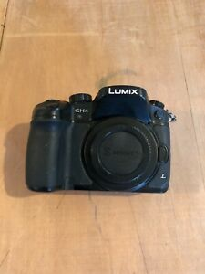 Panasonic Lumix GH4 16MP Professional 4K Mirrorless Interchangeable Lens Camera