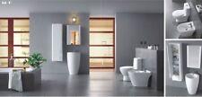 "Bathroom Pedestal Sink - Single Pedestal Sink - Modern Sink - Fiori - 21.65"""