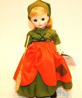 "Madame Alexander 10"" Collectible Doll Poor  Cinderella with box"