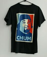 "Gold and Silver Pawn shop ""Chum"" Ladies T-shirt  w/cap sleeves"
