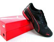 PUMA 189873 15 Men's SZ 10.5 TAZON 6 FM BLACK athletic sport shoes 5054 []