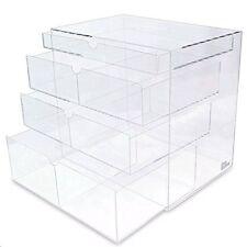 Ikee Design® Acrylic Cosmetics Lipsticks Makeup Organizer Holder Box-Imported
