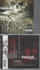 CD--BLOODSIMPLE--RED HARVEST
