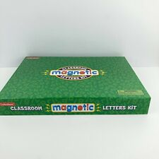 Lakeshore Learning Classroom Magnetic Lowercase Letters Kit Complete 236 pc Set