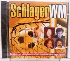 Schlager WM + CD + Das stimmungsvolle Album mit 12 kultigen Hits für Gute Laune