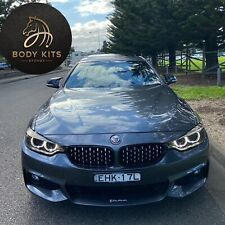BMW M3 M4 Front Grille shooting Star Style For 3,4Series F32   2015-19