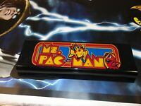NEW MS PACMAN CABARET  MARQUEE