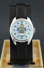 Vintage wind-up Bradley Robo Force Robot Character Watch in Box