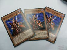 3 carte  BREAKER IL GUERRIERO MAGICO  comune  LEDD-ITA10  carte singole yugioh
