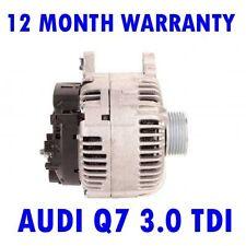 FITS AUDI Q7 3.0 TDI 2006 2007 2008 2009 2010 2011 2012 - 2015 ALTERNATOR