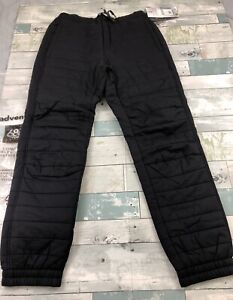 686 Primaloft Snowboarding Breeze Pant Black Men's Medium