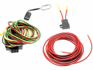 For 2000 Audi TT Quattro Trailer Connector Kit SMP 83281GB