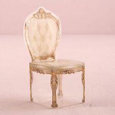 Transparent Chair Wedding Favor Boxes Gold DIY Wedding Set of 10 Weddingstar
