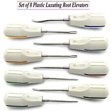 Dental LUXATING raíz elevadores Quirúrgica Veterinario Cirugía Dental Kit de extracción