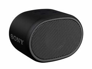 SONY SRS-XB01 Bluetooth Lautsprecher, Schwarz Aussteller ohne Kabel