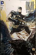 Dark Knight III Master Race #1 TONY DANIEL EXCLUSIVE PAST PRESENT FUTURE COVER