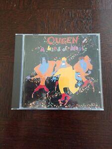 QUEEN A Kind Of Magic Album Capitol CD 1986 077774626729