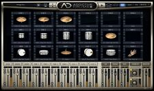 XLN Audio Vintage Dry ADpak Drum & Sample Sound Library for Addictive Drums 2