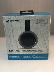 Braven Bluetooth Speakers - BRV 105 & BRV 360