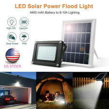 New listing 54 Leds Solar Sensor Power Flood Spot Light Outdoor Garden Yard Security Lamp Us