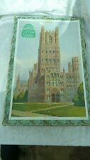 Victory Plywood Jigsaw Puzzle  Ely Cathedral Series No.CP