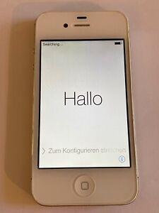 Apple iPhone 4S 64 GB WEISS - SIM-Lock & iCloud FREI