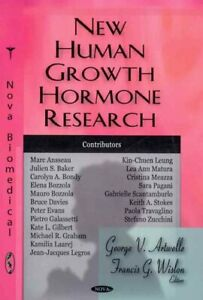 New Human Growth Hormone Research, Hardcover by Artwelle, George V. (EDT); Wi...
