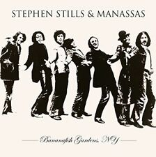 STEPHEN & MANASSAS STILLE - BANANAFISH GARDENS NY  CD NEU