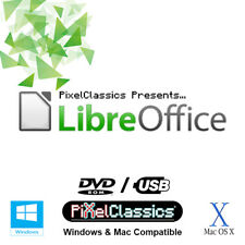 Libre Office 2020 Professional Home Student Personal & Business Software Suite