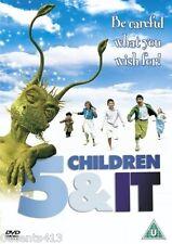 5 Children and It (Widescreen PAL Region 2 DVD) Kenneth Branagh, Eddie Izzard