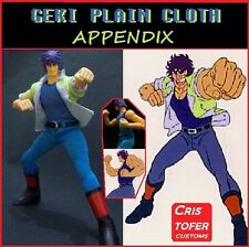 GEKI PLAIN CLOTH APPENDIX,para SAINT SEIYA MYTH CLOTH, BEAR, OSO, OSA MAYOR OURS