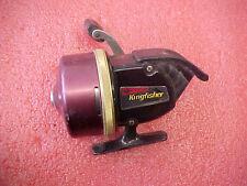 Bs1 Rare Garcia Kingfisher Gk-34 spincasting spincast spincaster fishing reel
