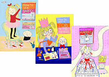 How to Be a Baby, How to Get a Job, How To Get Married Set 3 Books Hardcover NEW