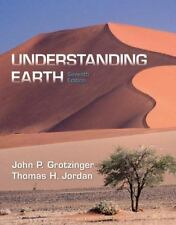Understanding Earth, Jordan, Thomas H., Grotzinger, John, Good Book