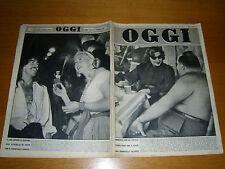 OGGI 1952/33=UBALDO LOSCHI=EVITA PERON=VITTORIO COLOMBO BALLO=ALESSANDRO FINN=