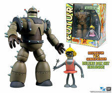 Futurama Destructor with Gender Bender - Limited Ed. 2013 Sdcc Exclusive