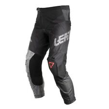 "New Leatt Black GPX 4.5 Motocross Enduro 44"" Pants RRP £110 Trousers Knee Armour"