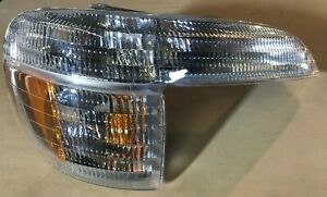 Genuine Ford Passenger Right Front Parking, Signal /Lens /Lamp  F67Z-13200-AA