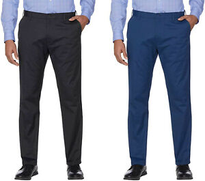 IZOD Mens Chino Pants Sportflex Max Straight Fit Moisture Wicking Quick Drying
