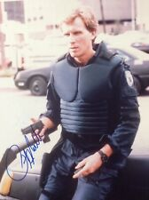 PETER WELLER SIGNED 8X10 GUARANTEED OLD FULL SIGNATURE ROBOCOP