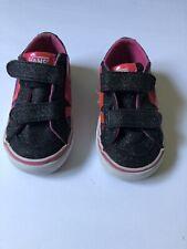 Girls Toddler Size 5 Vans Shoes